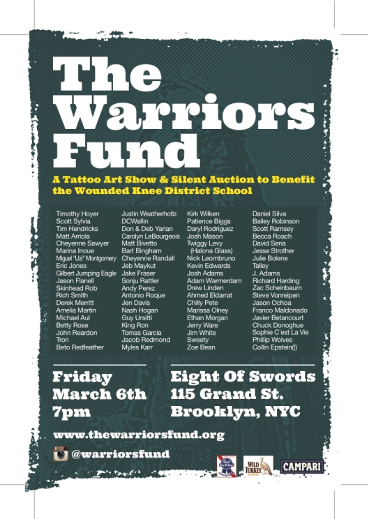 warriorsfundflyerback